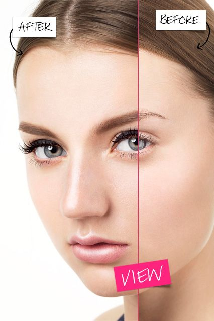 Get The Look Makeup Tool: Winged eyeliner: Step by step make-up