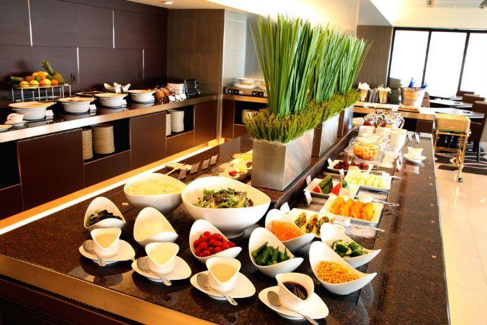 hotel breakfast buffet - Buscar con Google | buffet | Bếp