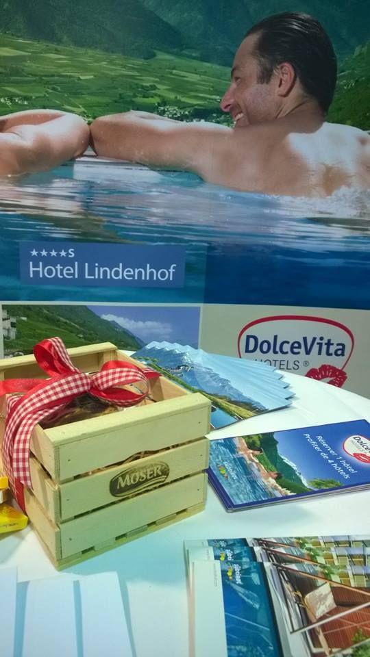 Wir stellen uns vor auf der Tourismusmesse Vakanz in Luxemburg