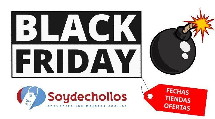 98f59047186 Black Friday 2018  Fechas tiendas y qué ofertas nos podemos esperar ...