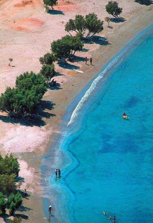 Kythnos island, Cyclades, Greece