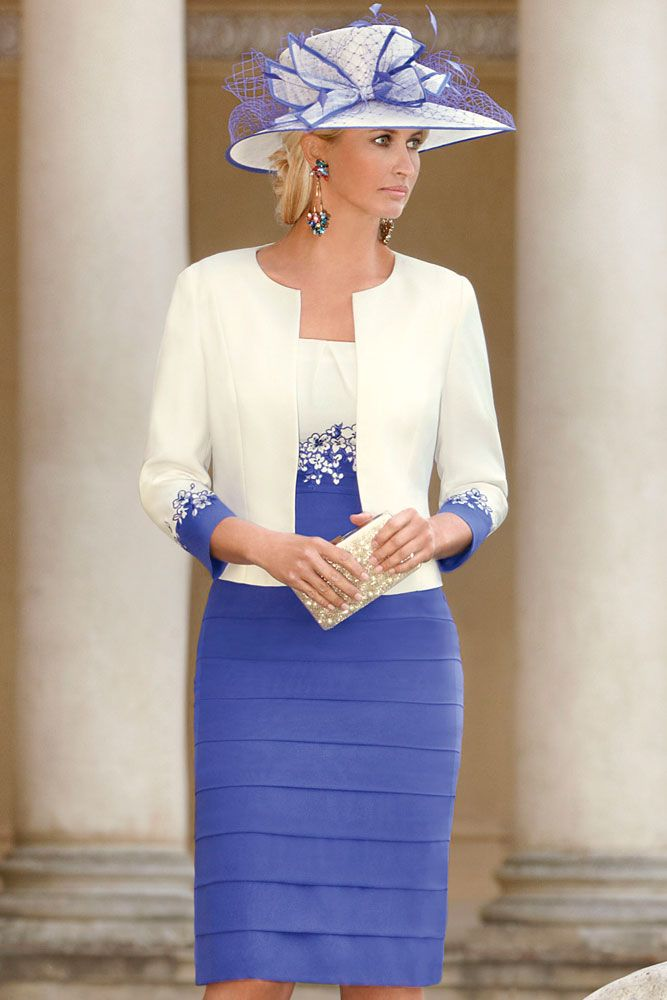 No hat. Dress without jacket is probably gorgeous and jacket would work for VT wedding if colder. beautiful color.