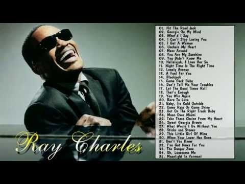 Ray Charles Greatest Hits Full Album - Ray Charles's 35 Biggest Songs - YouTube