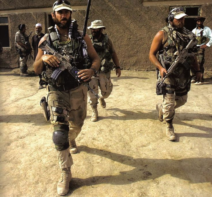 Green Berets in Afghanistan preparing to blow shit up