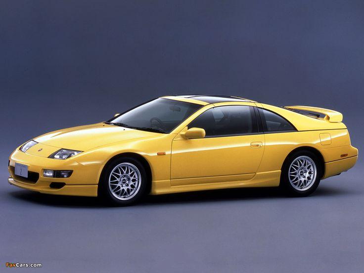 Nissan Fairlady Z Version R Twin Turbo 2by2 (GCZ32) 1998u20132000