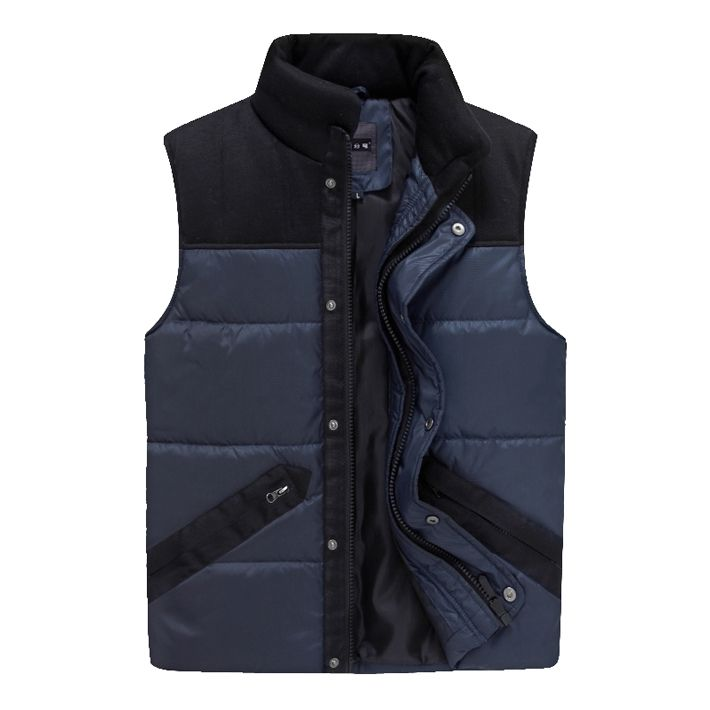 Hot Sale Men S Vest Fashion Slim Vest Waistcoat V Neck