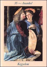 Meditációk angyalkártyával