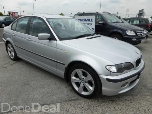 BMW 3 Series 316 NCT 02/15
