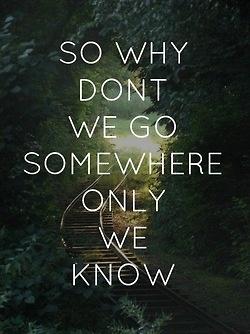 'Come Away With Me' - Norah Jones Favorite Song .. Sounds good :  )