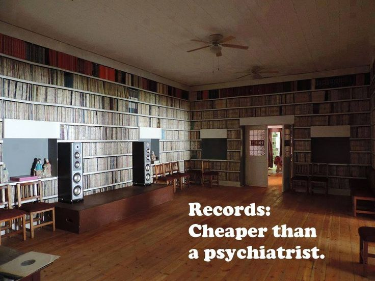 Records, MUSIC.......Cheaper than a shrink!