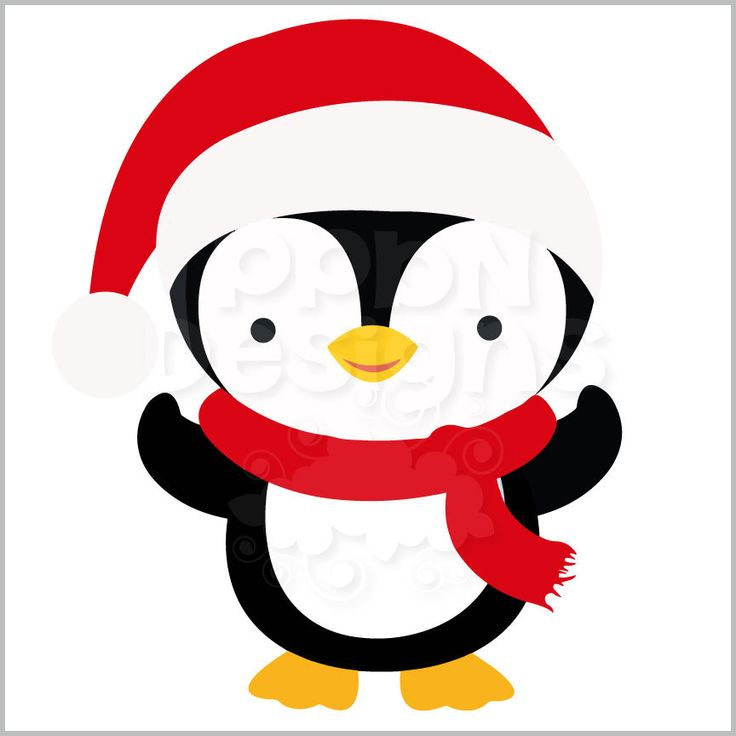 PPbN Designs - Santa Penguin (Free for Basic and Deluxe Members), $0.00 (http://www.ppbndesigns.com/products/santa-penguin-free-for-basic-and-deluxe-members.html)