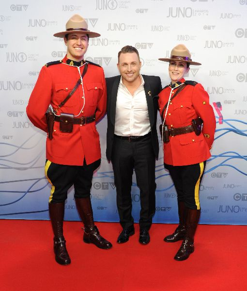 Co-Host Johnny Reid