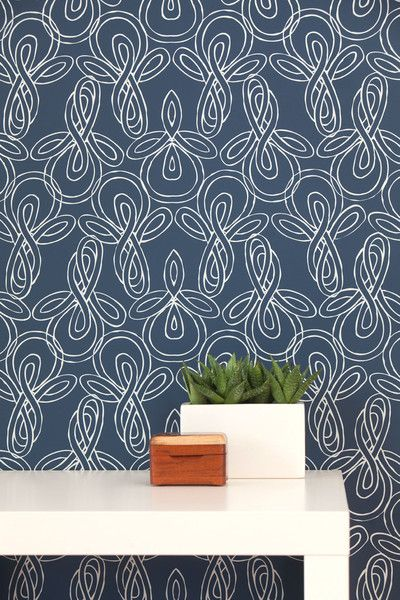 Overview Designed by Terrence Payne in Minneapolis and screen printed in Chicago on coated paper manufactured in the USA, this high quality, designer wallpap...