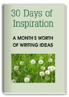 Here are hundreds of writing ideas, along with free tips and worksheets for writers. You can also sign up for our free online creative writing courses.