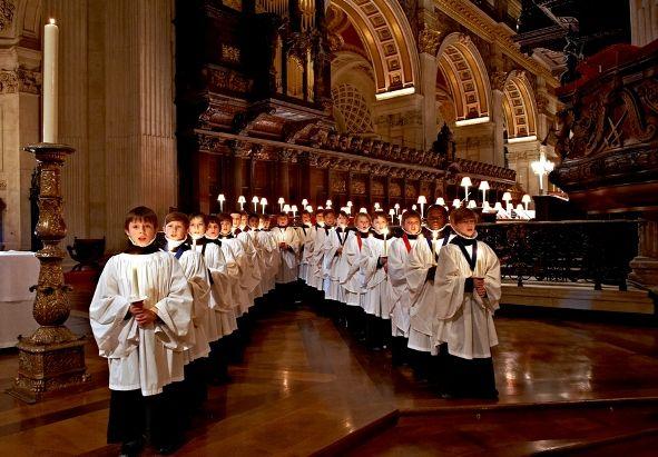 St. Paul's Cathedral Choir, London