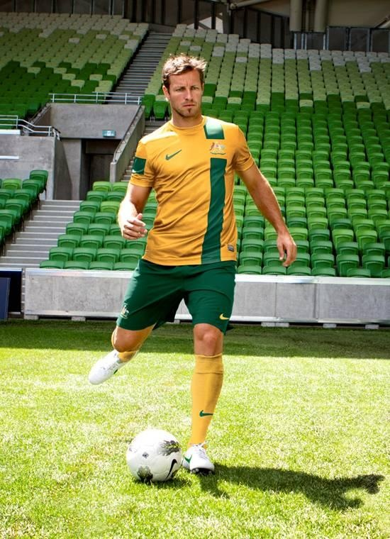 New Socceroos Kit Unveiled