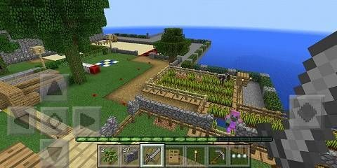 Minecraft Pocket Edition apk mod PE 0.12.2 - Official V0.12.1 Build 14 | Android Iphone Tools Collection