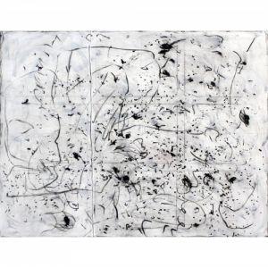 artist: joseph hart / title: untitled, 2014 / medium: painting / medium detail: oil on canvas / dimensions: 74.00 h x 94.00 w in.