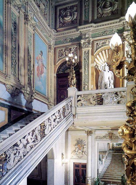 Mejores 26 im genes de palacios de madrid en pinterest - Casa santona madrid ...