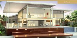 House Plan - David Reid Homes - Baja 4 bedrooms, 2 bath, 403m2 #building #architecture #davidreidhomesaus