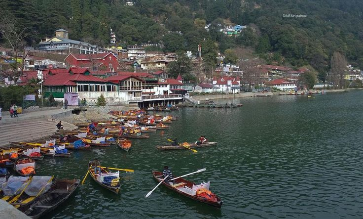 Nainital is a popular lake district and exotic hill station in state Uttarakhand of India. Nainital is a famous tourist destination covered with deodar
