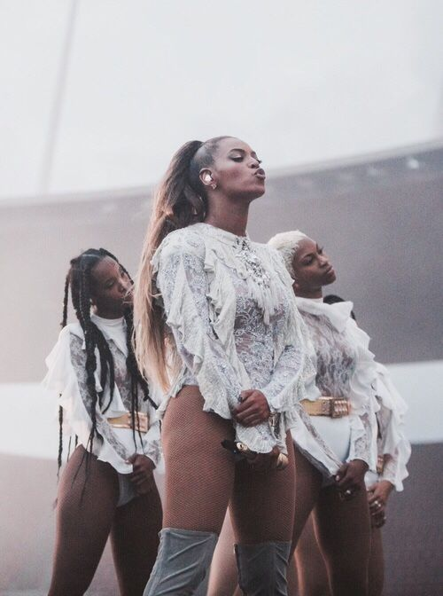 Countdown at the Formation World Tour, Zurich (2016)