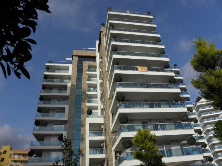Alaiye Residence Apartments Alanya - New and modern apartments in Cikcilli with one, 2 and 3 bedrooms, big balcony, in - and outdoor pool, fitness, sauna and hamam