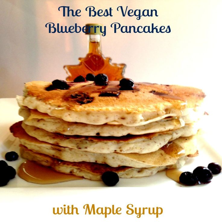Found this great recipe for vegan blueberry pancakes.  I think I can adapt it with gluten free flour
