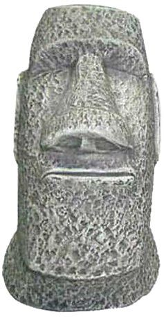 13 best aquariums decor easter island pacific rim et for Moai fish tank