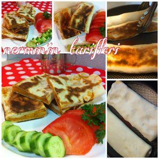 Nermin'in tarifleri: patatesli tava böreği