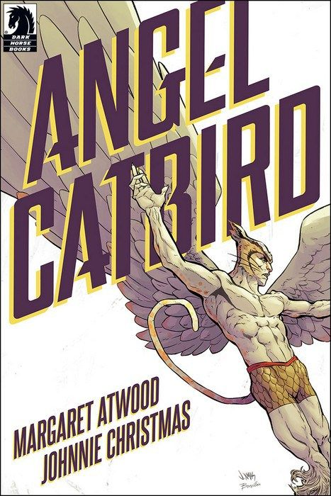 "Margaret Atwood's First Comic Book ""Angel Catbird"" to be Published by Dark Horse"