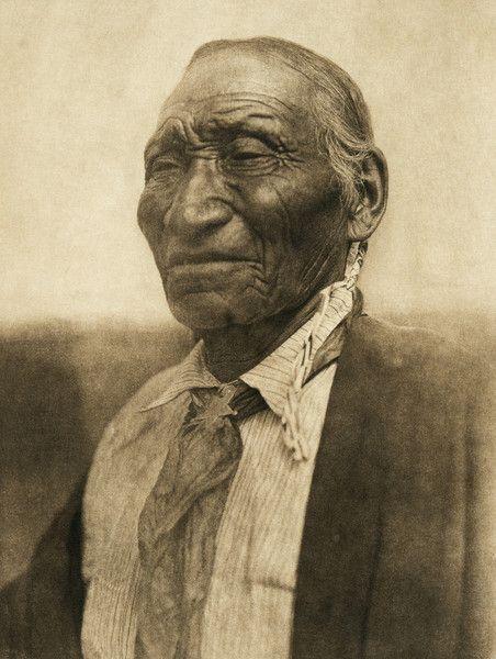 Old Crow - Cheyenne (The North American Indian, v. XIX. Norwood, MA, The Plimpton Press, 1930)