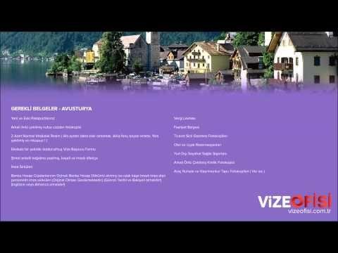 Vize Ofisi - Avusturya Vize