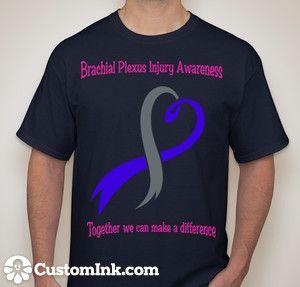 Erb's Palsy Awareness - October
