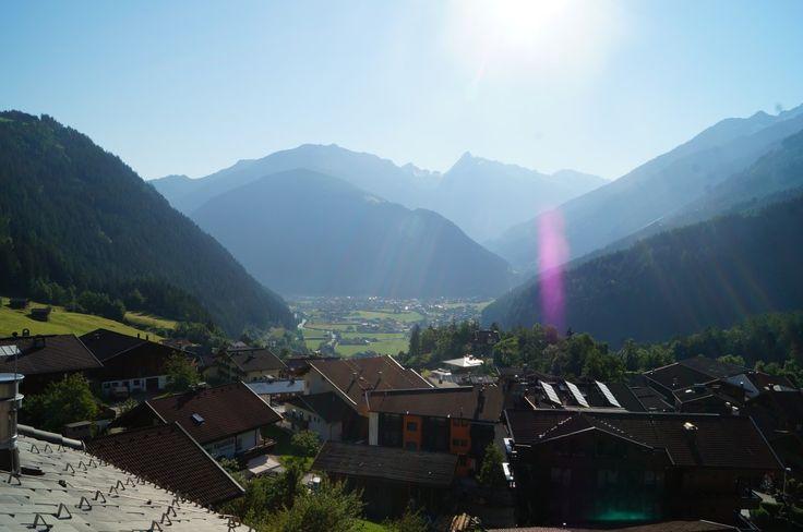 PANORAMA VIEW @ STOCK resort in Finkenberg, Tirol, Austria