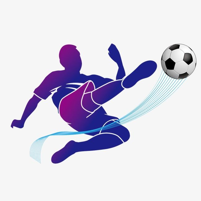 Soccer Players Soccer Clipart Hand Painted Football Png Transparent Clipart Image And Psd File For Free Download Clip Art Soccer Players Soup Recipes Chicken Noodle