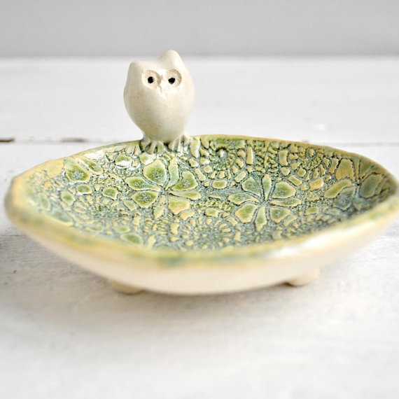 love little bowls and Owls!