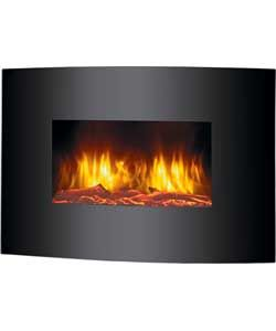 Beldray Ultimate Curved Wall Hung Electric Fire. Argos - £130