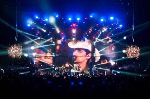 Brad Paisley's Virtual Reality Tour Continues With Sold-Out Shows