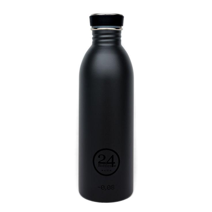 24BOTTLES 0,5L schwarz