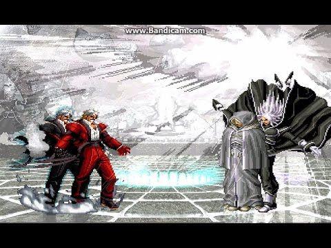 KOF WOJ ~ Dark God Rugal VS Igniz-EV