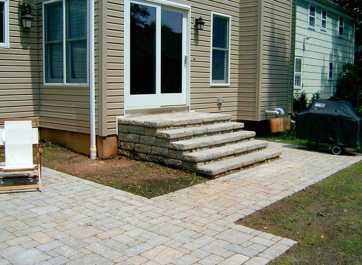 73 best images about entry way steps on pinterest decks for Front step designs wood