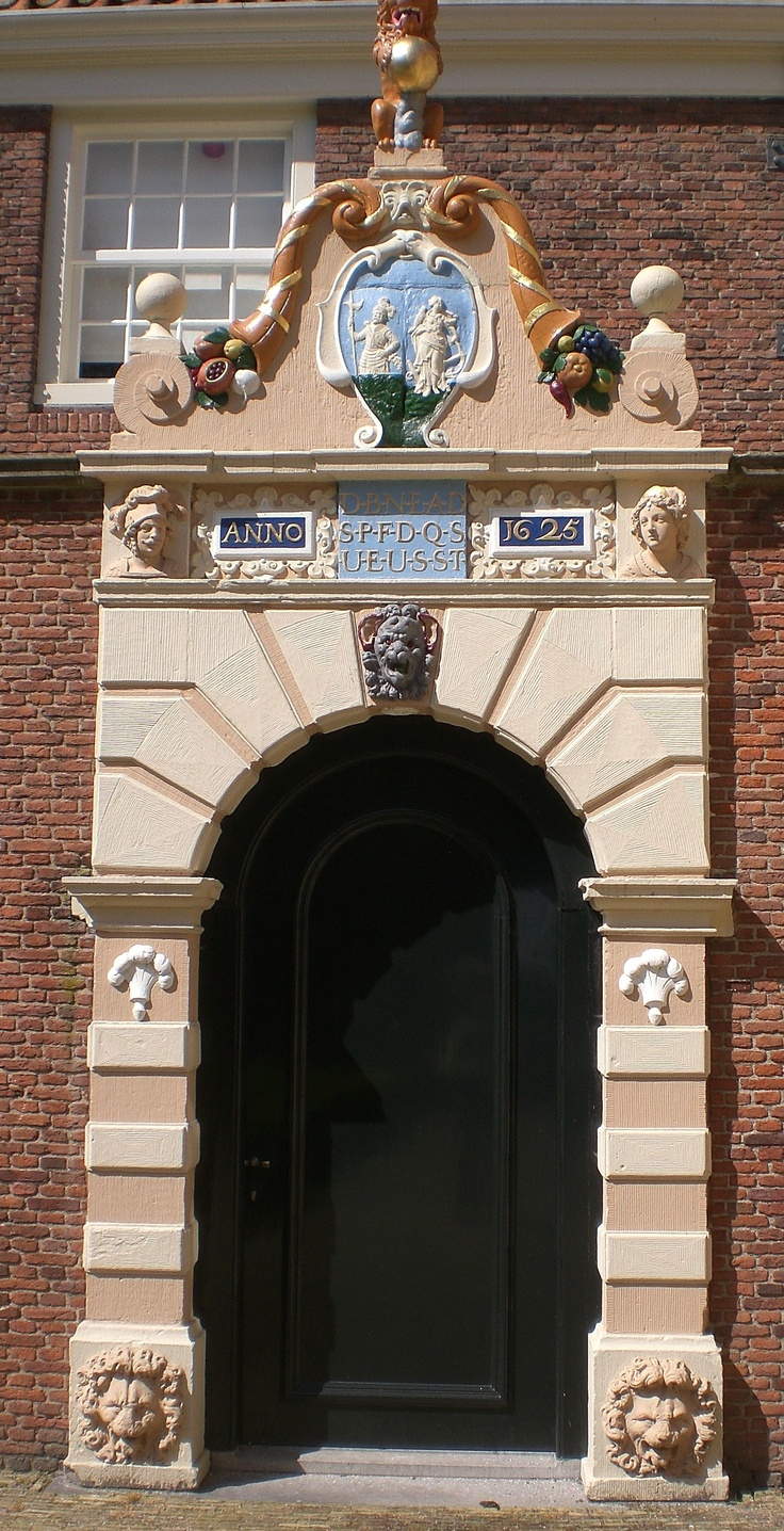 Dutch Door in Leiden