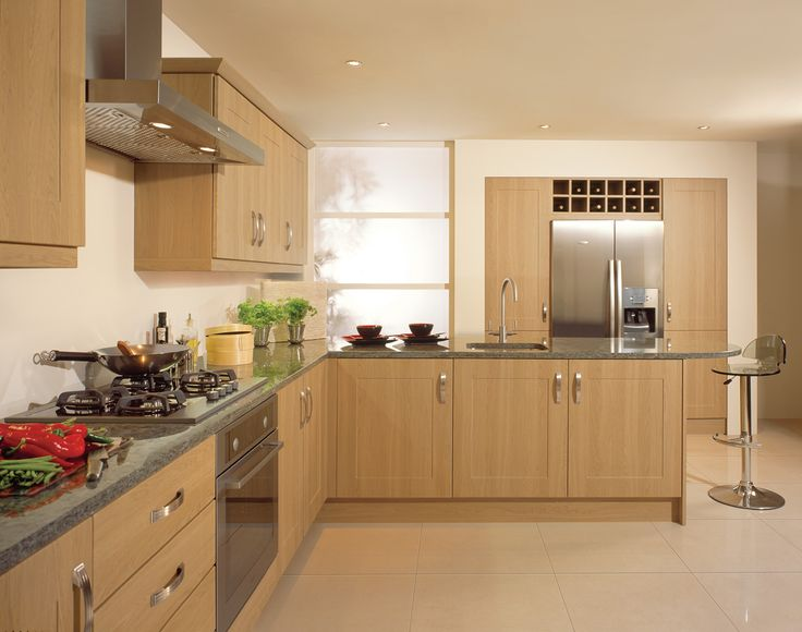 Select a perfect design and give a stunning look to your Kitchen