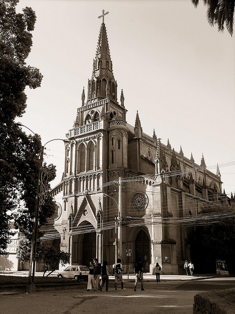 Iglesia Corazón de María