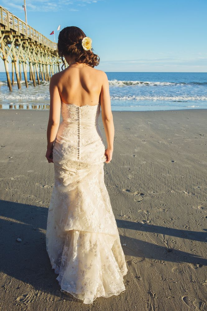 Myrtle Beach Wedding Dresses : Best images about wedding gowns on dock
