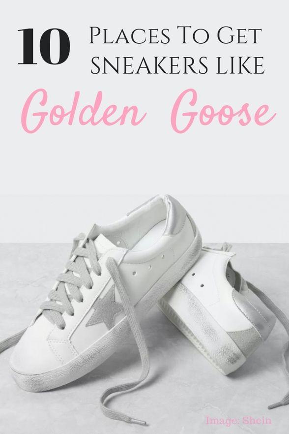 7f86f41fca794 10 Incredible Golden Goose Sneakers Look Alikes - Get The Golden Goose  Deluxe Brand Look For