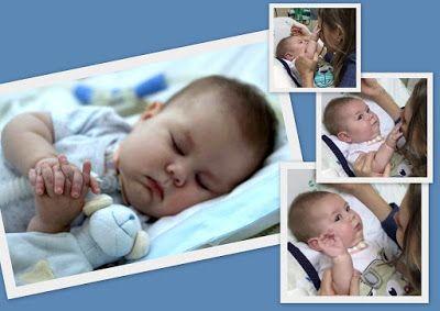 MACAÉ: Pais de bebê com doença degenerativa procuram ajuda para tratamento de R$ 3,2 milhões    #doencarara #macae #facebairro #fb
