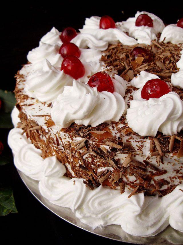 Torta Havana   Božské recepty