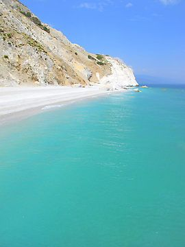 Lalaria Beach - Skiathos Island - Greece by Honor Kyne